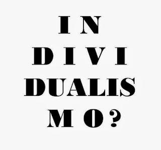 Individualismo?