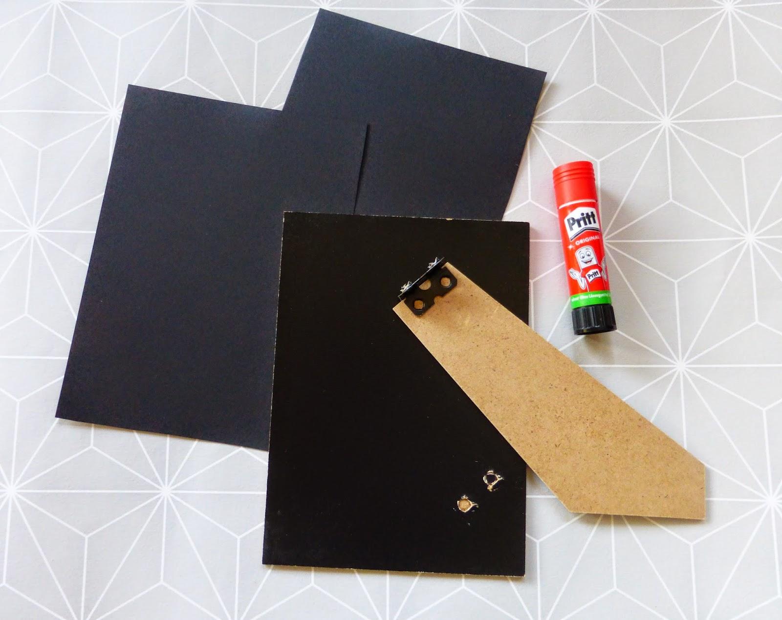 DIY Bilderrahmen Ribba Ikea-Hack