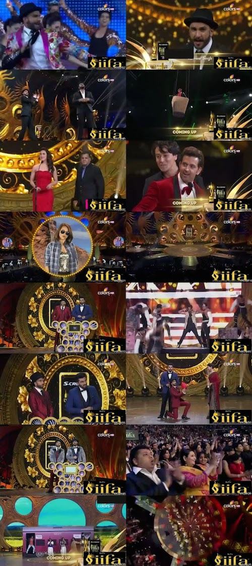 IIFA Awards 2015 HDTV Rip