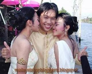 Lelaki Suami Isteri Kahwin Dua Tiga Empat