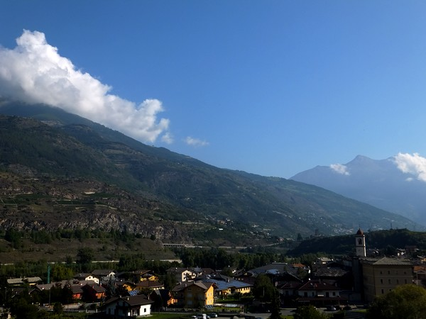 aoste aosta italie vallée val