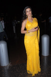Telugu+actress+Madhurima+Yellow+Saree005 Telugu Actress Madhurima in Yellow Saree Photo Gallery