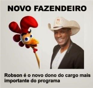 Robson Fazendeiro
