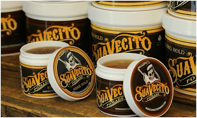 Suavecito Pomades Jenis Pomade Water Based