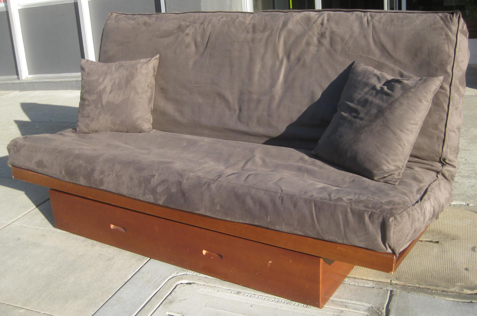 uhuru furniture collectibles sold futon with storage