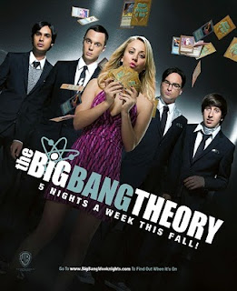 Big Bang Theory 5 season poster Baixar The Big Bang Theory [S06E10] 6x10   The Fish Guts Displacement   AVI + RMVB Legendado