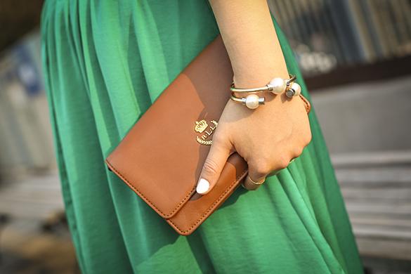 Zara pearl bracelet