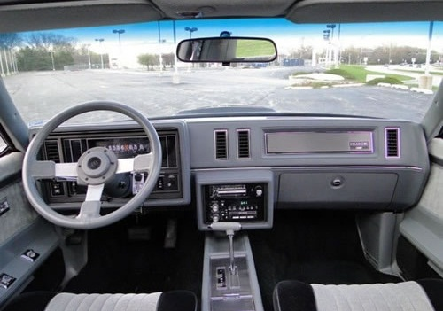 The inside story of the gnx corvetteforum chevrolet - 1987 buick grand national interior ...