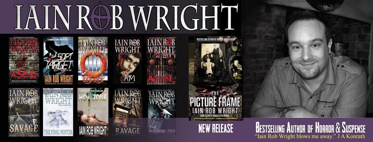 The Official Blog of Iain Rob Wright