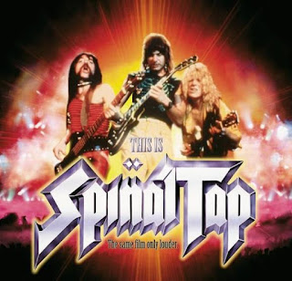 How did None More Black get the band name - eventpage-spinal-tap