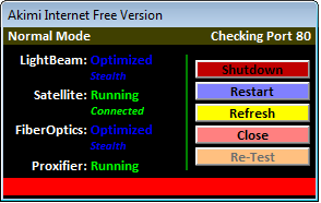 Akimi, FREE internet, FREE version, zero load, Globe, TM, Smart, Sun, TNT