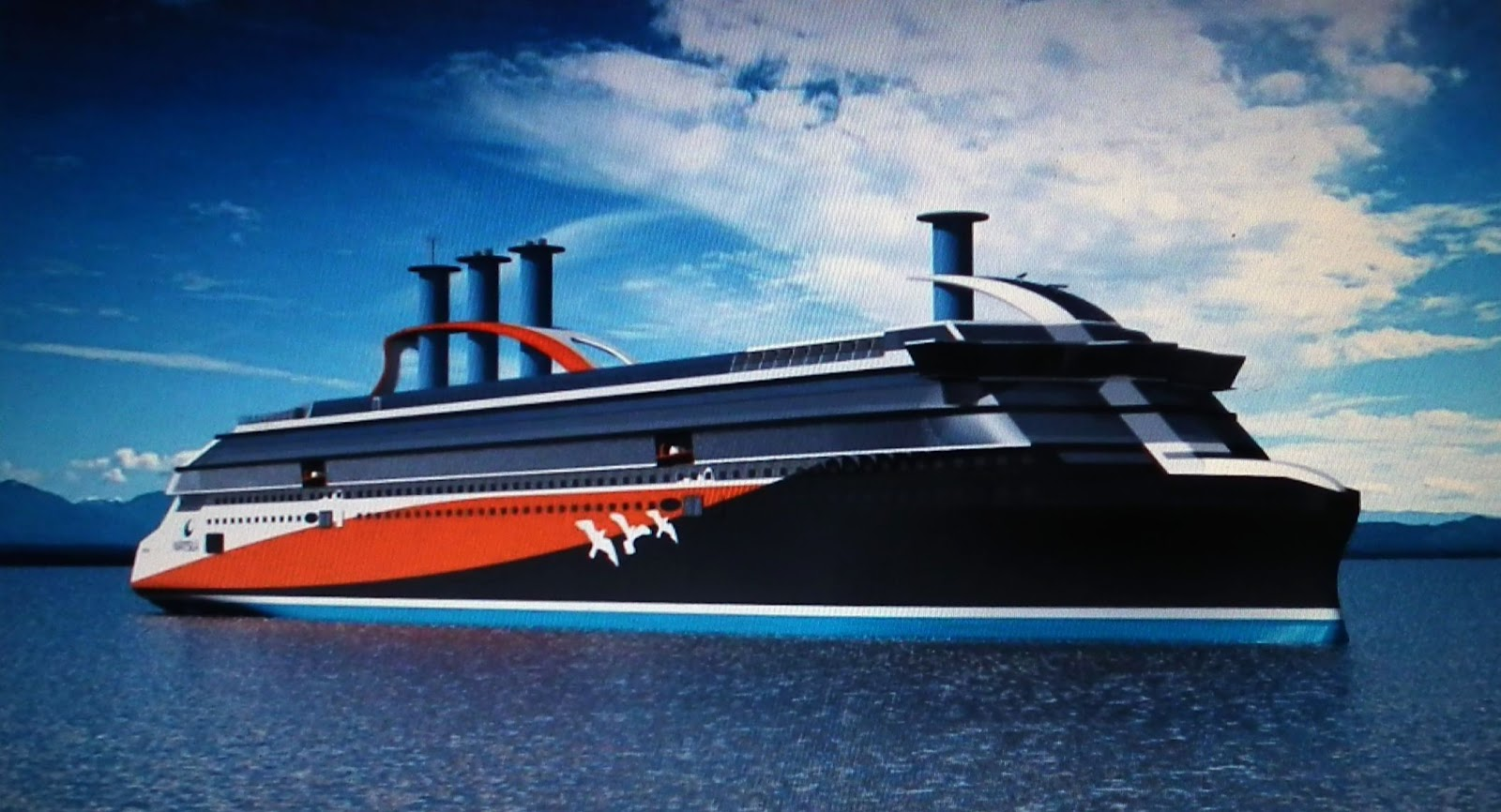 Futuristic Cruise Ships  Wwwgalleryhip  The Hippest