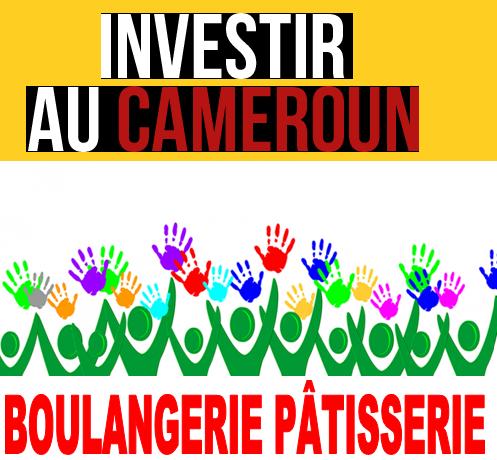 Offre spéciale: Investir au Cameroun dans la Boulangerie pâtisserie