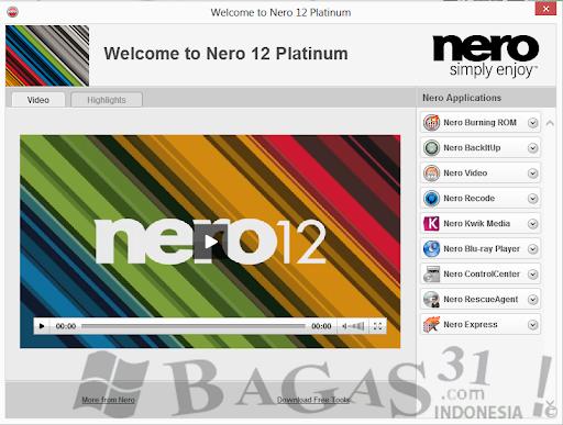 Nero 12.5 Platinum Full Patch