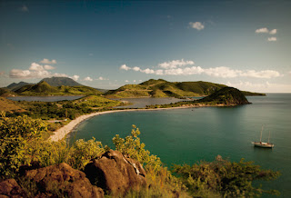 St Kitts and Nevis Beaches