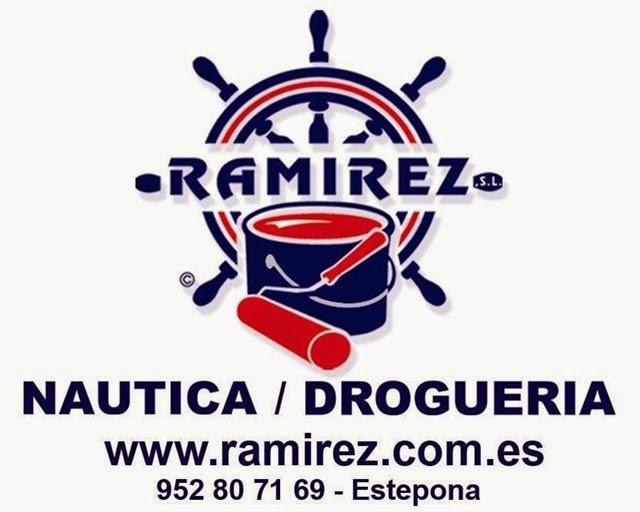NÁUTICA Y DROGUERÍA RAMÍREZ.