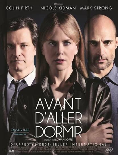Nicole Kidman dans le piège hitchcockien AVANT D'ALLER DORMIR avec un nouvel extrait