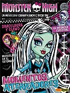 Revista monster high la numero 7 y es la de abril.