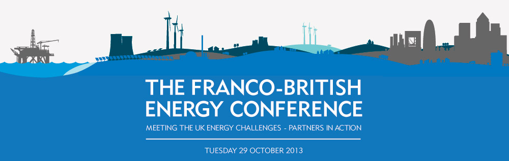 The Franco-British Energy Conference 2013