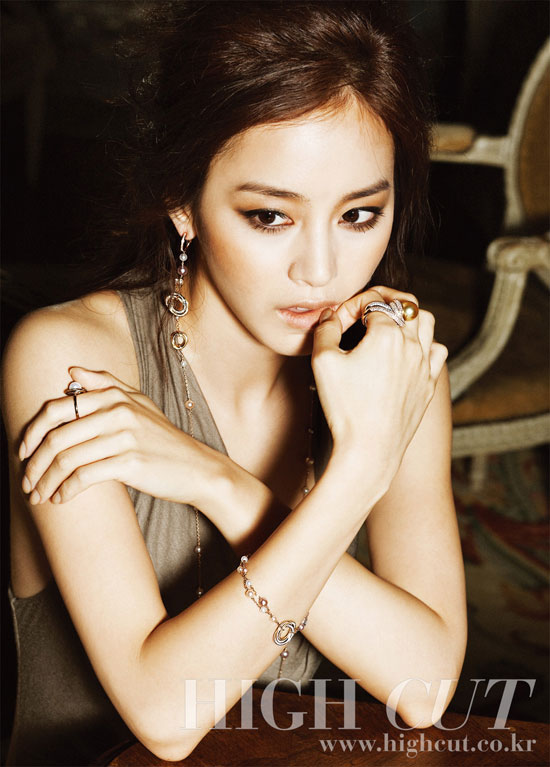 KoreanModel-Kim Tae Hee
