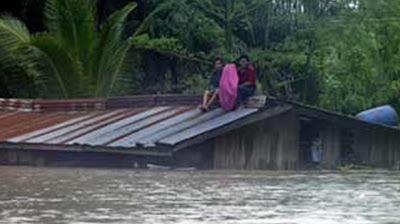 Tifón Bolaven deja 48 muertos en Corea del Norte, 03 de Septiembre 2012
