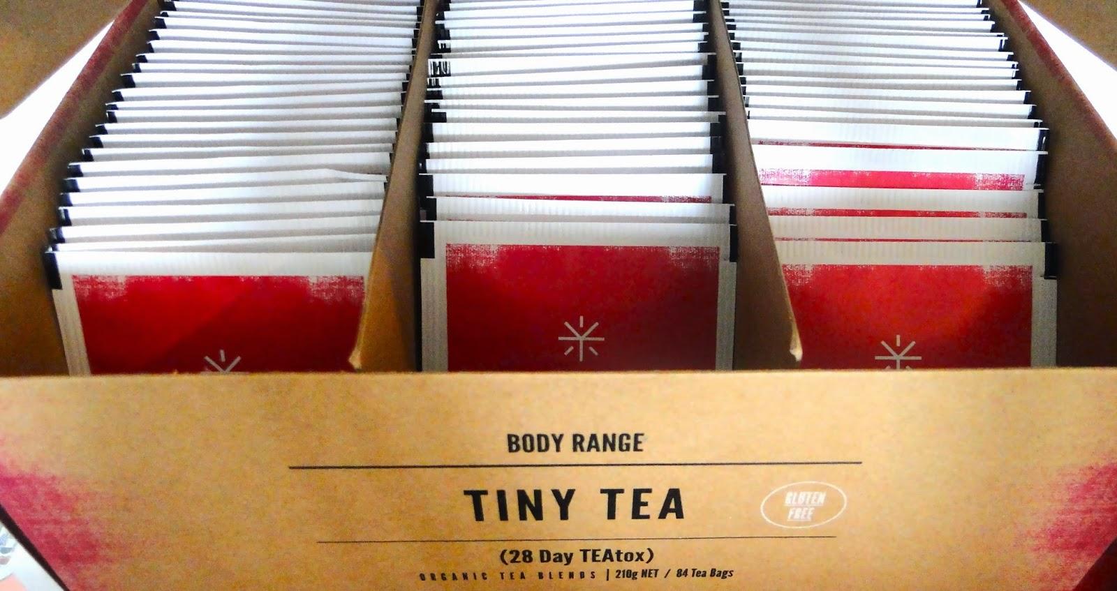 Tiny Tea, B Slim, Thé minceur, Régime, Maigrir, Your Tea,