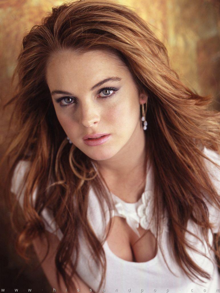 Celebrity Lindsay Lohan