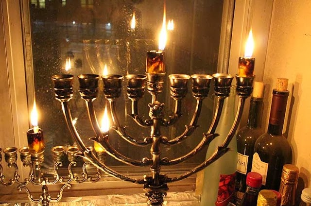 Friday Afternoon Roundup - Happy Chanukah and Thanksgiving