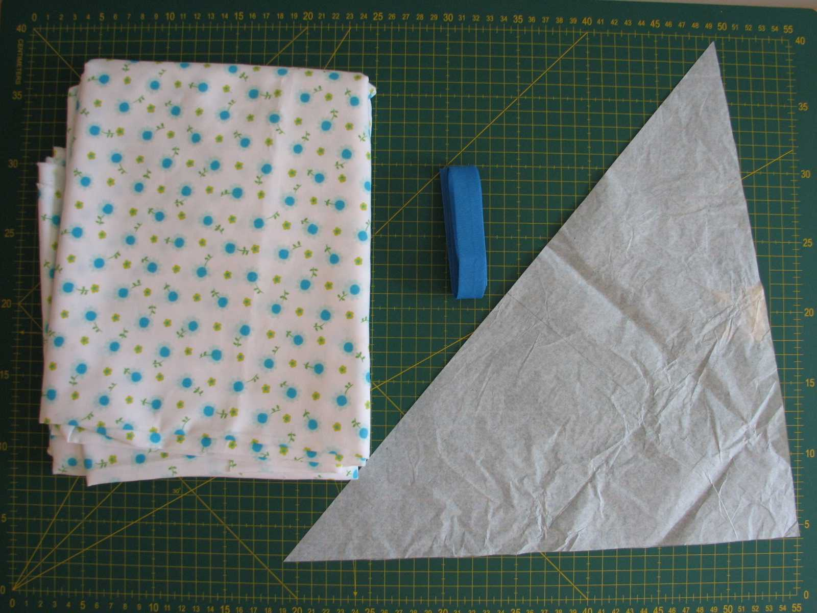Deshilachado: Tutorial: pañuelo para la cabeza / headscarf