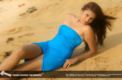 Srilankan Model Fallon Michelle Hot Bikini Photo Collection