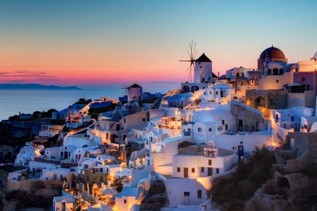 معالم اليونان السياحية