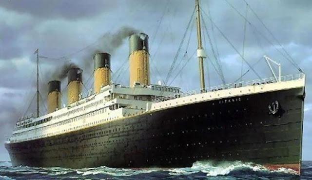 """Kapal Titanic II """"Kebanjiran"""" Pesanan Tiket"""