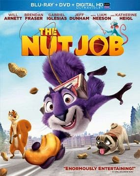 The Nut Job 2014 720p BRRip 700mb YIFY