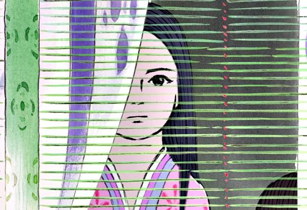 Kaguyahime no monogatari, Isao Takahata, 2014