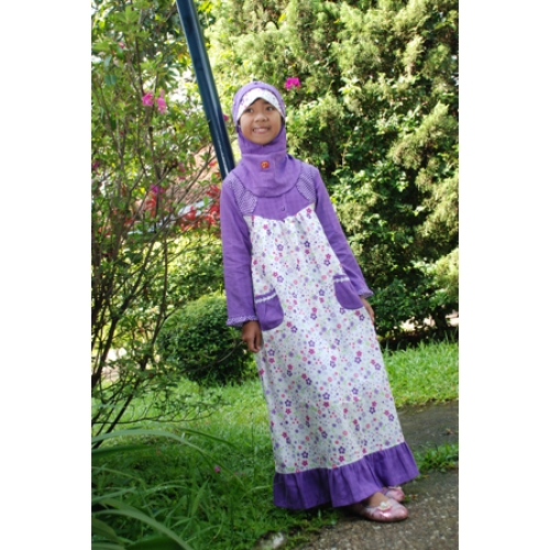 Baju Muslim Anak Salsa Kids Model Salsakids Terbaru