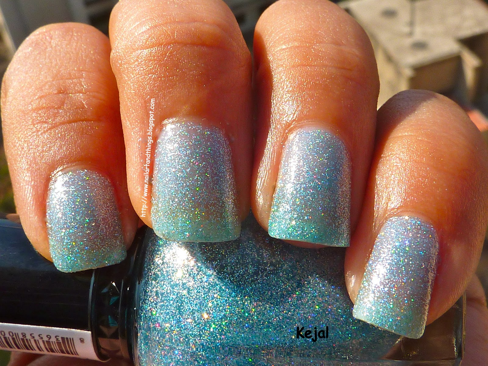 NailArt and Things: Kleancolor swatches