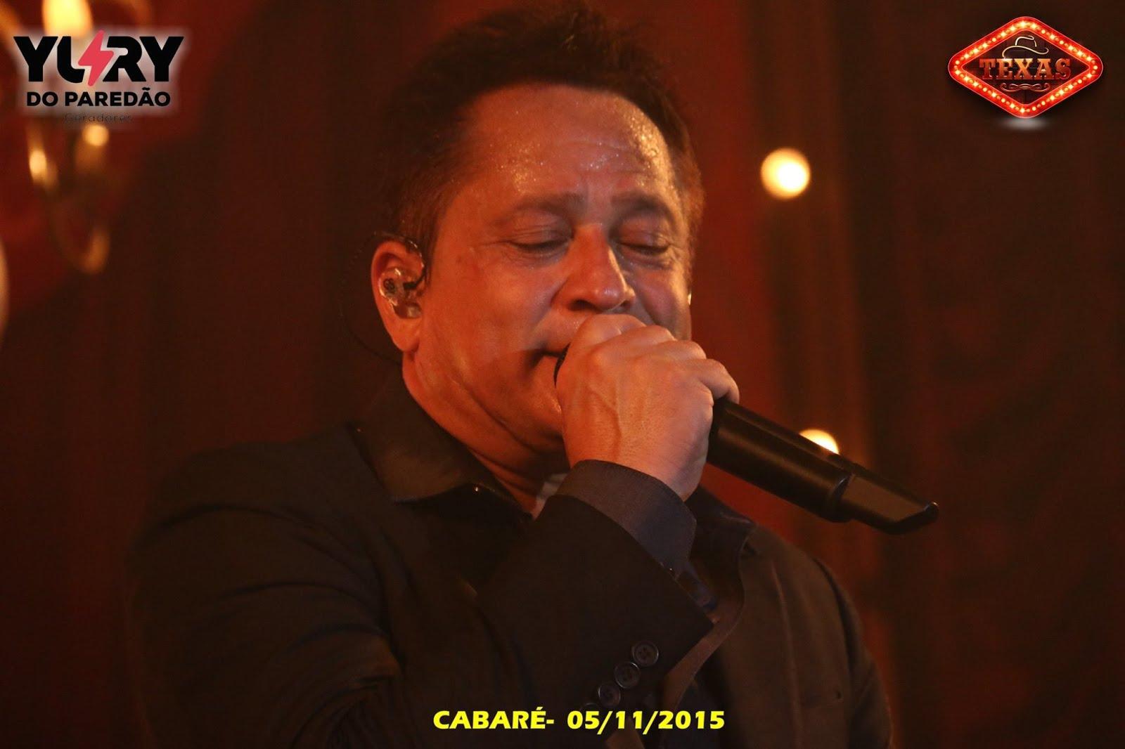 Turnê Cabaré Leonardo Eduardo Casa de shows Texas CratoCE 511  2015
