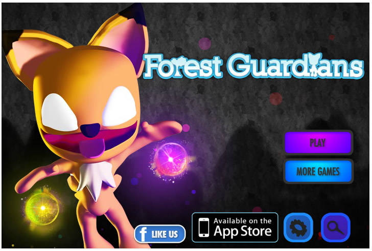 Armor Game : Forest Guardians