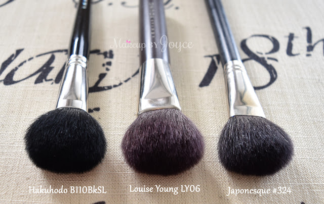 Louise Young LY06 Brush Review
