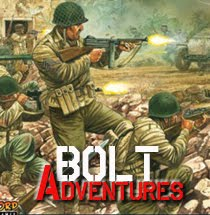 Soon: BOLT Adventures