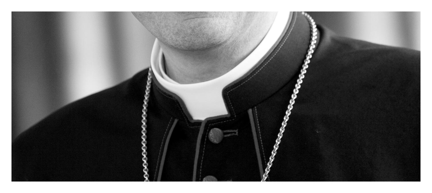 """Video: """"Glaubwürdig zu sein, ist eine Frage des Handelns"""" (Zitat, Bischof Ackermann)"""
