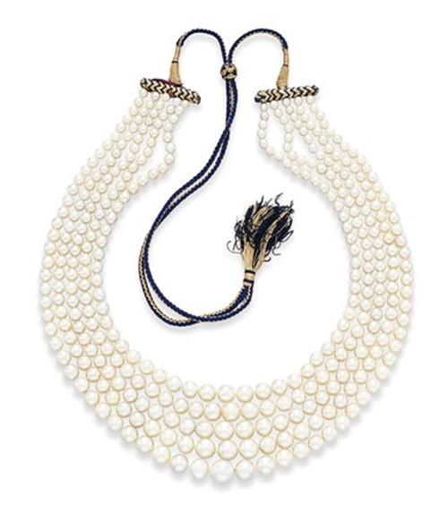 10 món trang sức ngọc trai đắt nhất thế giới