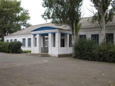 Новоюлівська школа 2012 рік