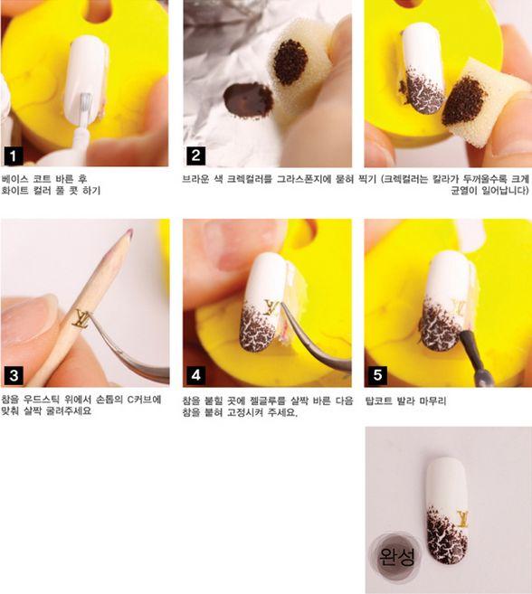 Sara Nail Leopard Nails Leopard Nail Art Tutorial Leopard Nail Design