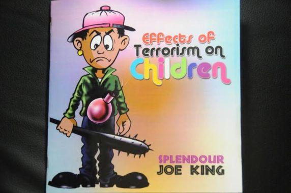 Inspiring! 9 Year Old Girl Writes Book On Terrorism