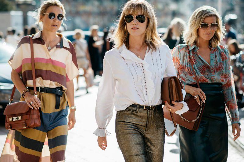 Bree Cooley Copenhagen Fashion Week Street Style Ss16