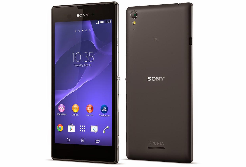 Sony Xperia T3 Smartphone (Black)