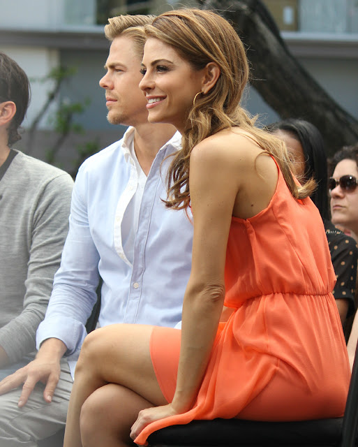 Maria Menounos and Derek Hough now