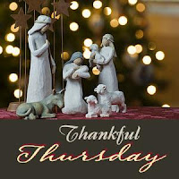 Thankful Thursday hosted in December by Iris @ Grace Alone