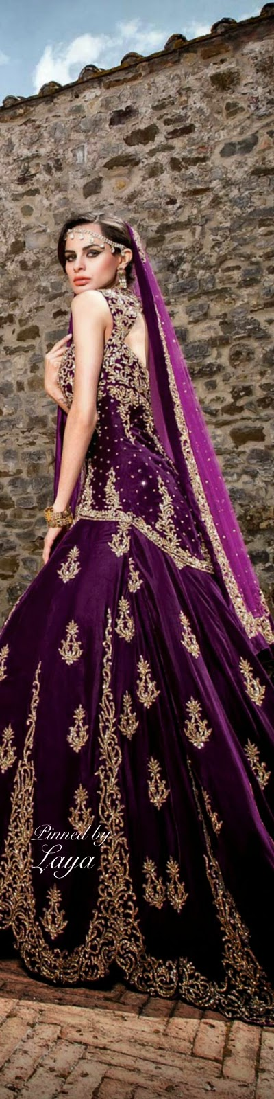 bridal lehnga design 2015
